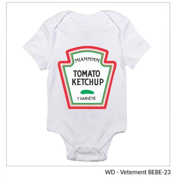 Cache-couche - Tomato Ketchup