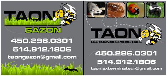 Partenaire WOOF Design - TAON
