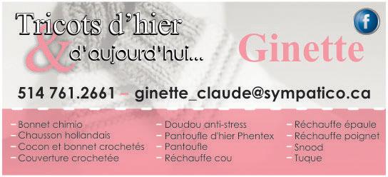 Partenaire WOOF Design - Tricots dhier et daujourdhui