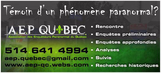 Partenaire WOOF Design - A.E.Q Quebec