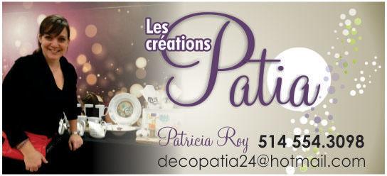 Partenaire WOOF Design - Creations Patia