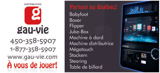 Partenaire WOOF Design - Distribution Gau-Vie
