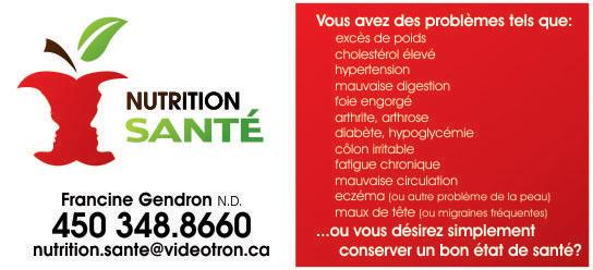 Partenaire WOOF Design - Nutrition Sante
