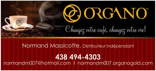 Partenaire WOOF Design - Cafe ORGANO