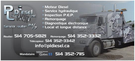 Partenaire WOOF Design - PL Diesel