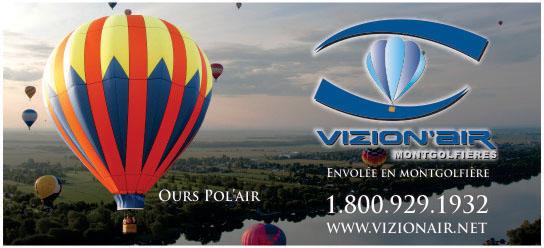 Partenaire WOOF Design - Vizion Air